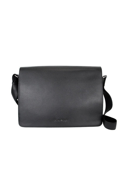 Picard Bravo 1203 Leather Shoulder Bag, Black