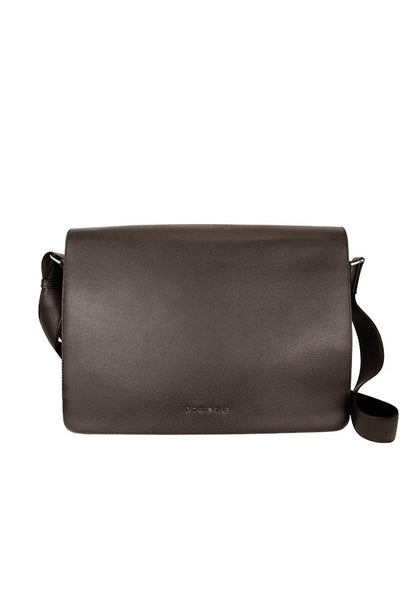 Picard Bravo 1203 Leather Shoulder Bag, Café