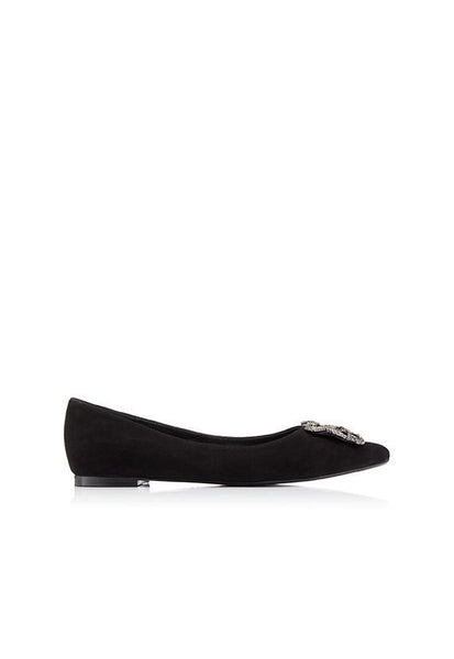 Dune Briella Brooch Trim Flat