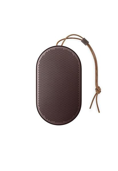 Beoplay P2 Ultra Portable Bluetooth Speaker, Umber