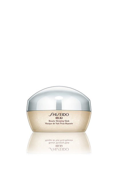 Shiseido Ibuki Beauty Sleeping Mask, 80ml