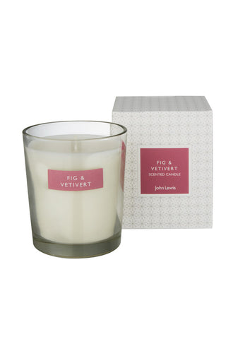 John Lewis Scented Candle