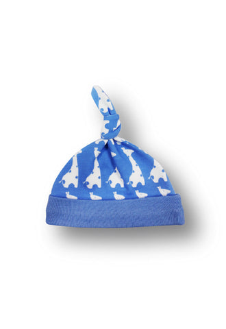 Le Top Baby Cap, Blue