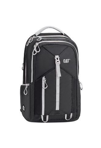 "Caterpillar Rainier Backpack, 15.6"" Black"