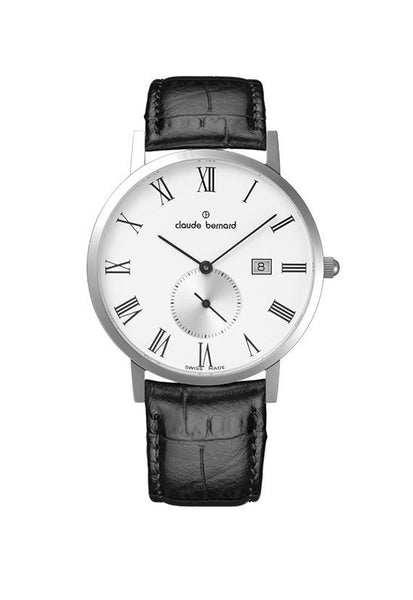 Claude Bernard 65003 - 3 - BR Sophisticated Classic Small Seconds Watch