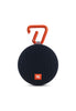 JBL Clip 2 Portable Speaker, Black