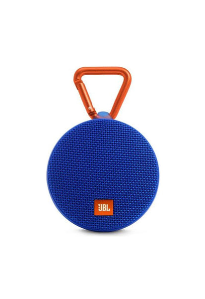 JBL Clip 2 Portable Speaker, Blue