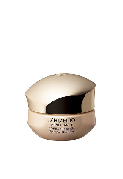Shiseido Benefiance WrinkleResist24 Intensive Eye Contour Cream, 15ml