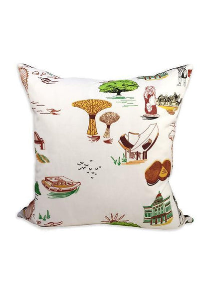 Onlewo Cushion Cover, Downtown 2