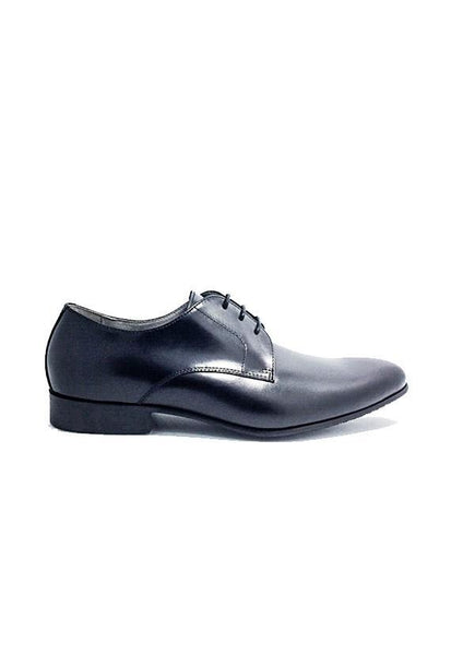 Core Men Derby Lace-Ups Shoe, Black