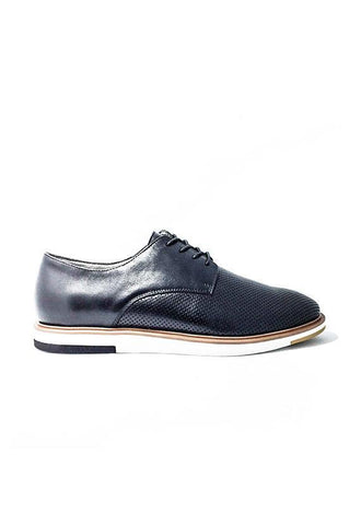 Core Men Perf. Derby Lace-Ups Shoe, Black