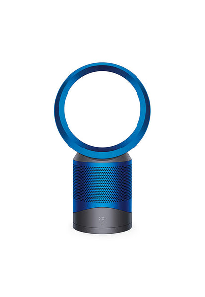 Dyson DP03 Pure Cool Link Desk Purifier Fan, Iron/Blue