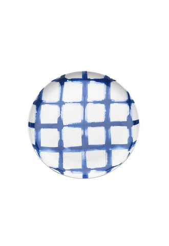 Ecology Indigo Calm Sea Side Plate