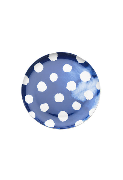 Ecology Indigo Underwater Side Plate, 21cm
