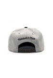 Mitchell & Ness Pinscript, <br/>Grey