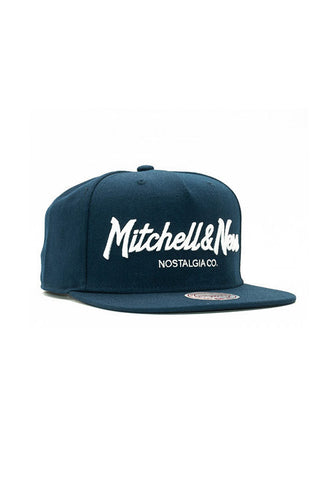 Mitchell & Ness Pinscript, <br/>Navy