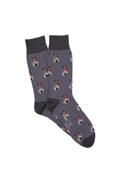 Corgi French Bulldogs Regular Socks