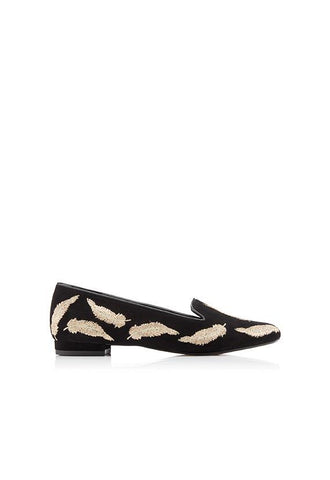 Dune Geathers Feather Flats
