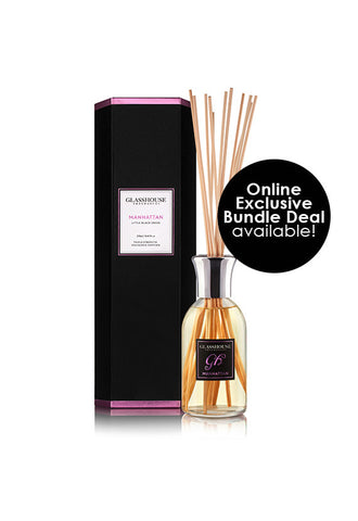 Glasshouse Fragrance Diffusers Reeds, 250ml