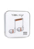 Happy Plugs In-Ear Earbud, Carrara Marble