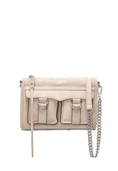 Rebecca Minkoff Cliffside Crossbody, Sandstone