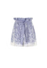 Imperial Fashion Stripe Paperbag Shorts