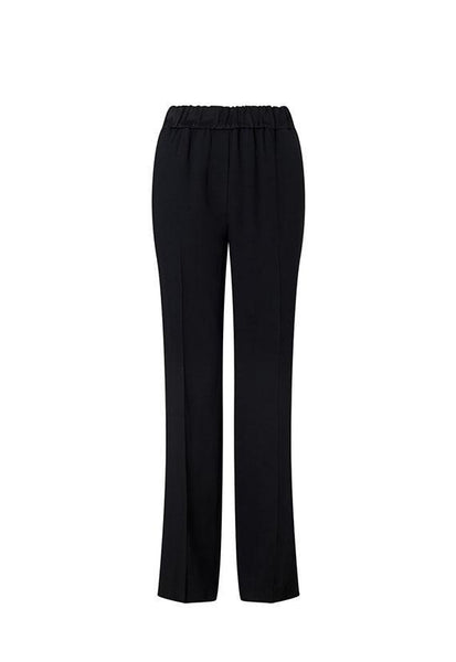 Jigsaw Crepe Relaxed Parallel Trousers