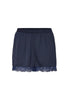 Jacqueline de Yong Ashton Lace Shorts, Night Sky