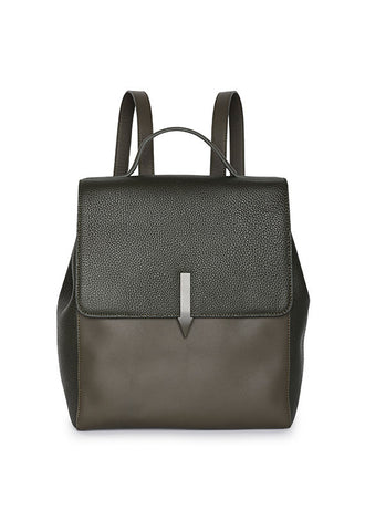 Karen Walker Arrow Backpack, Khaki