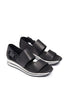 Miista Karen Sporty Sandals, Black