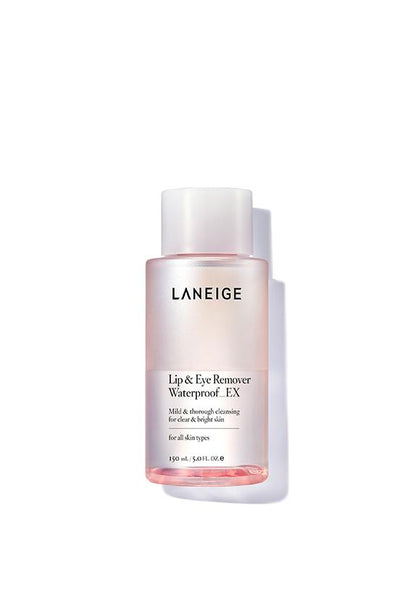 Laneige Lip & Eye Makeup Remover Waterproof_EX
