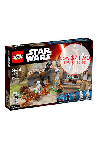LEGO® Star Wars™ Battle on Takodana 75139