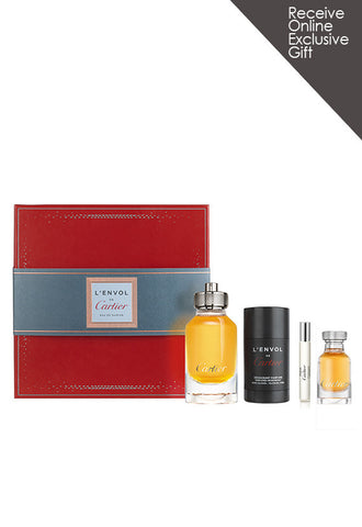 Cartier L'Envol de Cartier EDP Coffret Set
