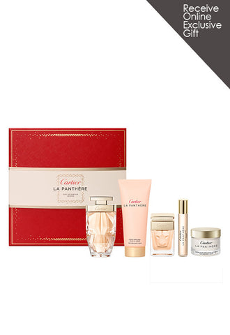 Cartier La Panthere Legere EDP Coffret Set