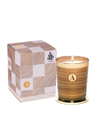 Aquiesse Candle In Gift Box
