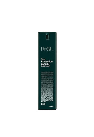 DrGL®MAN Sun Protection Anti-Aging, 50ml