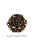 Ette Tea Mango Sticky Rice Tea, Tin