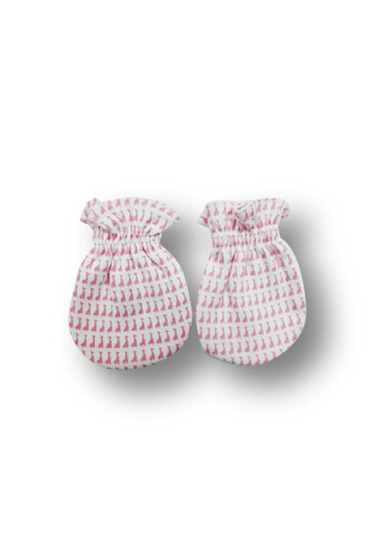 Le Top Mittens, Pink