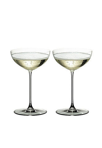 Riedel Veritas Moscato/ Coupe Glasses (Set Of 2)