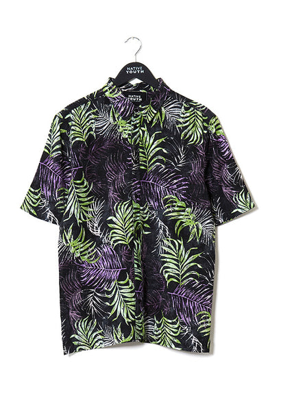 Native Youth Short Sleeved Shirt, Printed