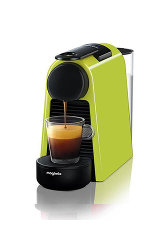 Nespresso Mini Essenza Lime Green