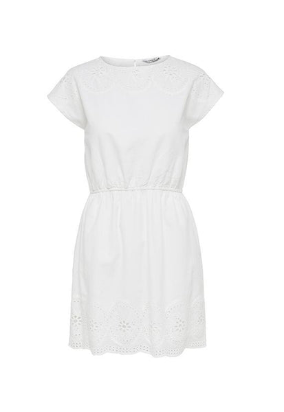 ONLY Eyelet Embroidery Dress