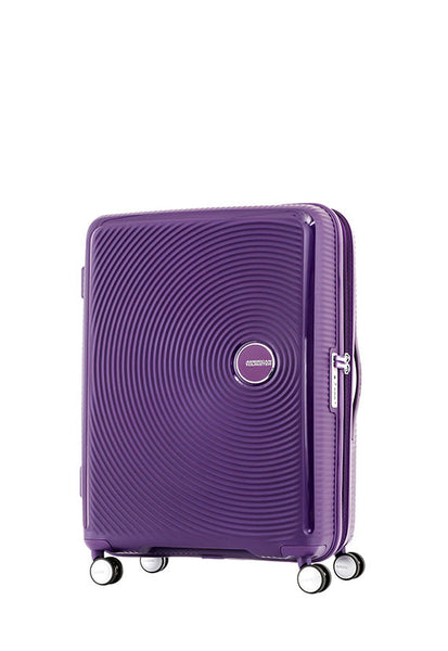 American Tourister Curio Spinner TSA, Purple