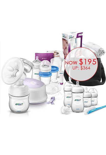 Philips AVENT Natural Breastfeeding Support Bundle (OLD)