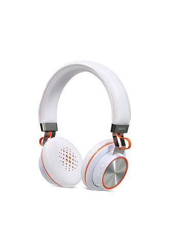 Remax Stereo Multi-points Bluetooth Headphone, White