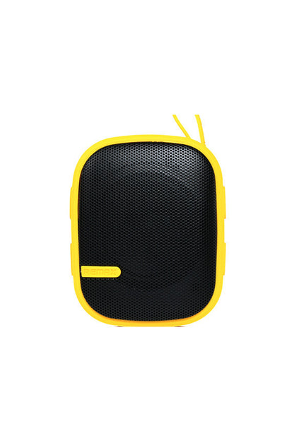 Remax Bluetooth Speaker, Yellow