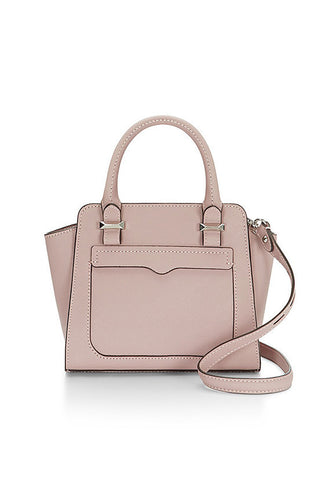 Rebecca Minkoff Micro Avery Tote, Vintage Pink