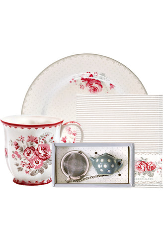 Greengate 4pc Tea For Mum Set