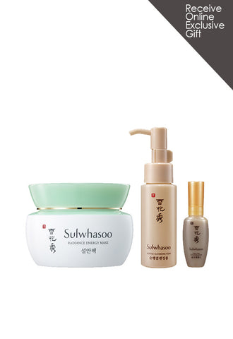Sulwhasoo Radiance Energy Mask, 80ml