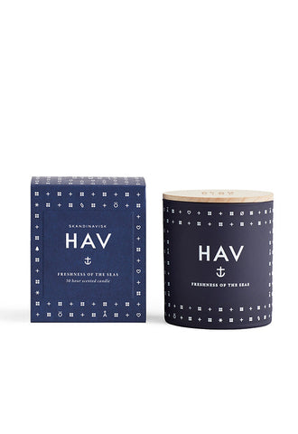 Skandinavisk Hav Scented Candle, Sea